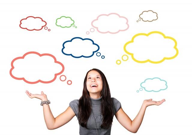 Hoe krijg je positieve gedachten?